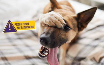 Sindan lança campanha de combate à pirataria de medicamentos veterinários